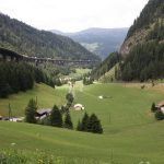 From Krakow to Rome: the Tyrolean Way