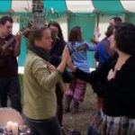 Dance and hug for spiritual wellbeing